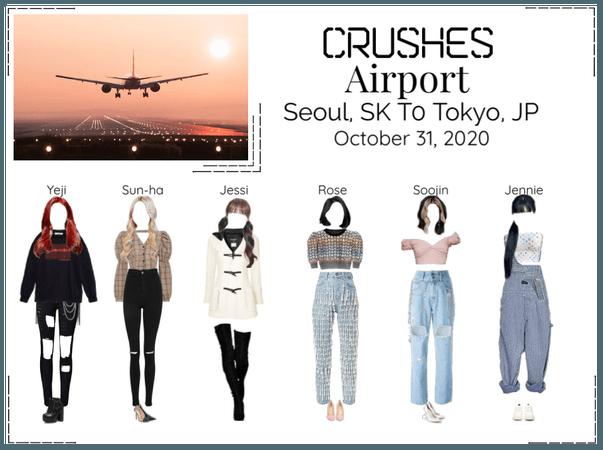 Crushes (호감) Airport Seoul, SK To Tokyo, JP
