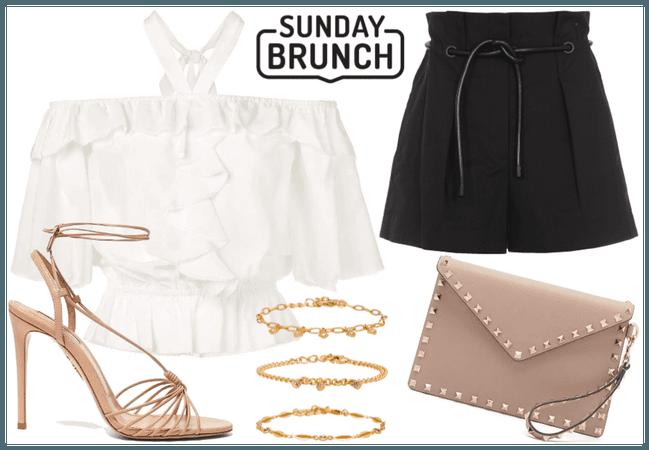 Summer Sunday Brunch