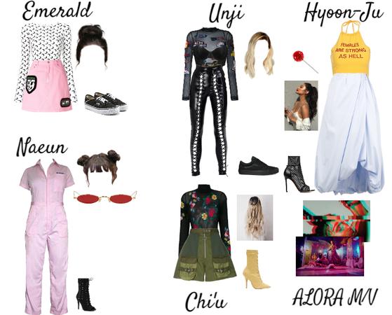 Hobgoblin M/V || Fake K-Pop Girl Group ALORA