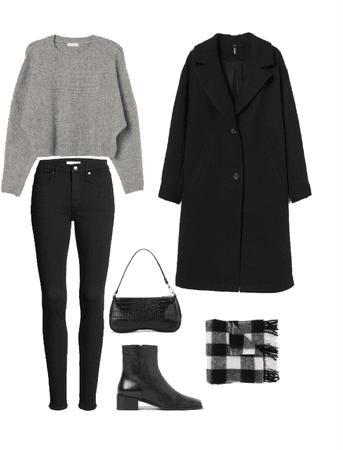 Stylish autumn / winter outfit