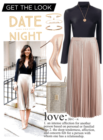 Get the look (date night)