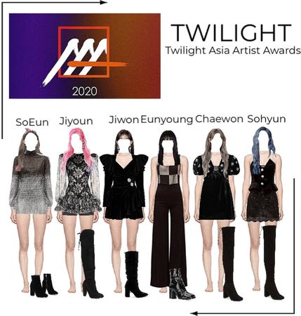 Twilight at Asia Artist Awards