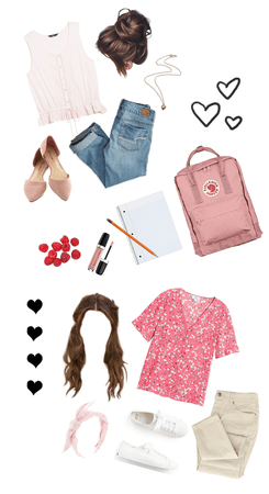 Back to School Girly