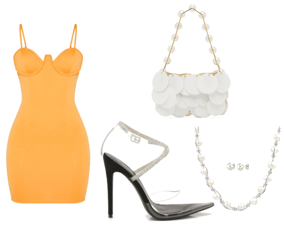 Libra as dinner date outfit