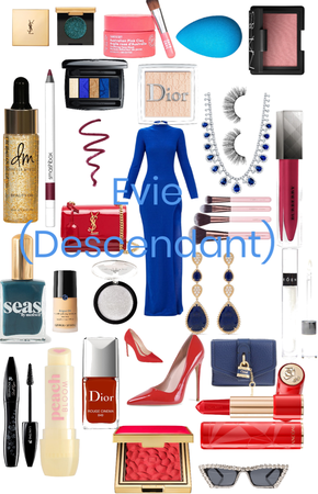 Evie (Descendant)