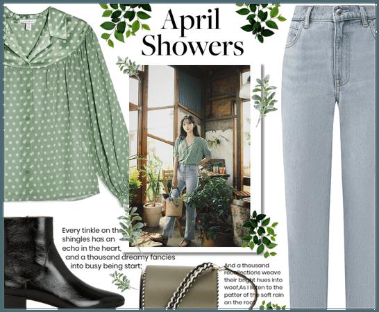 ♡ April Rain Look #3 ♡