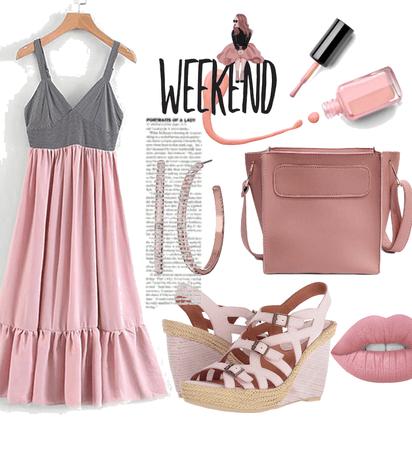 Weekend in Pink