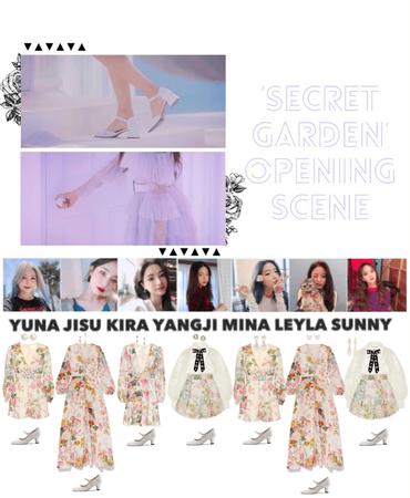 {MARIONETTE} 'Secret Garden' Opening Scene