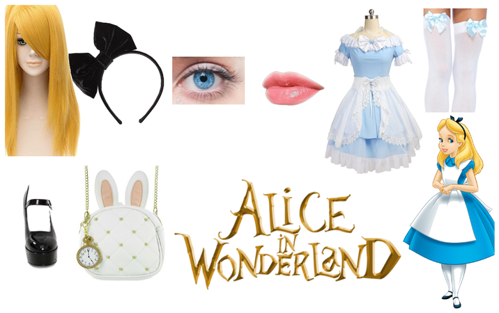 Modern Alice