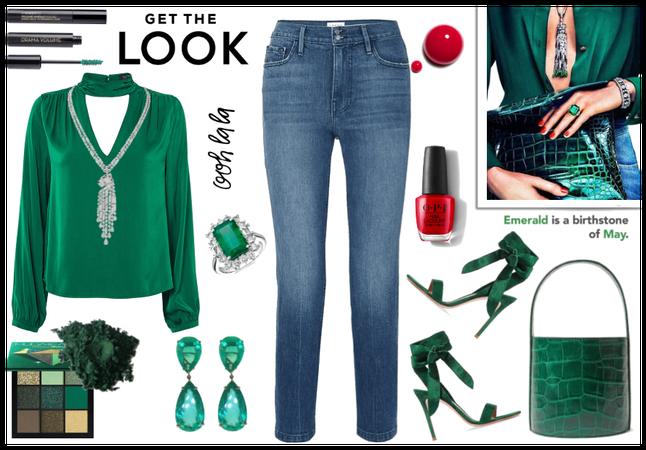 Queen Emerald
