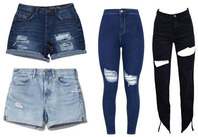 BOTTOMS: Capsule Wardrobe