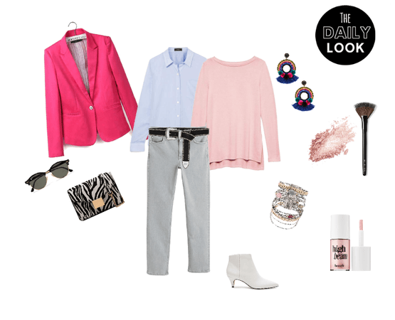 Casual Outfit - Look of the day