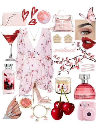 Cherry Blossom Aesthetic