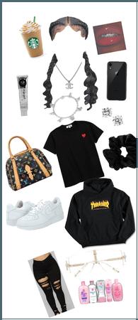 Highschool casual
