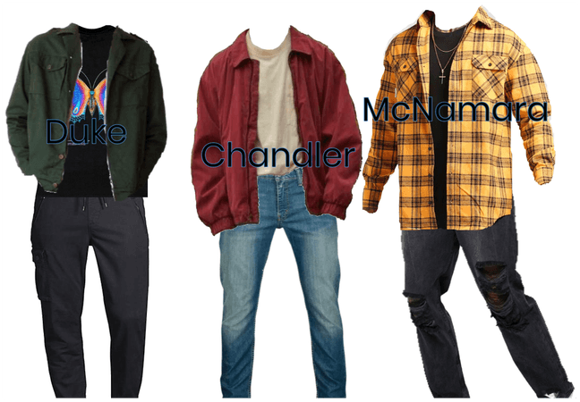 If the Heathers Were Male