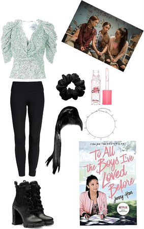 Lara Jean Inspired Outfit