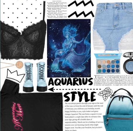 Aquarius Style/requested