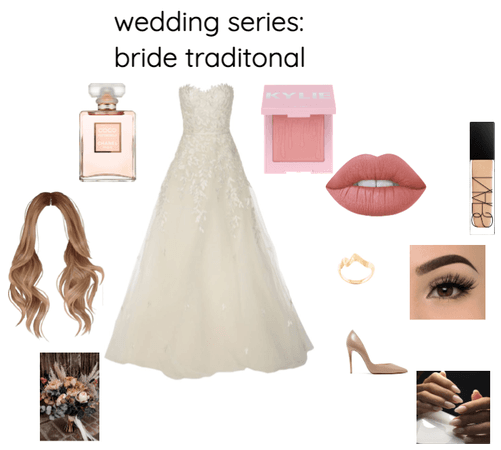 wedding series traditonal bride