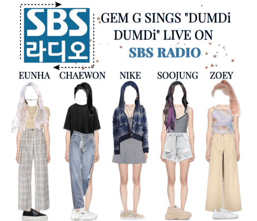 "GEM G ""DUMDi DUMDi"" II SBS RADIO"