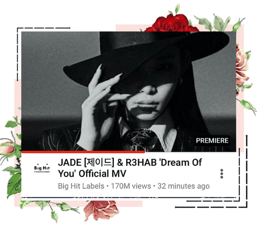 BITTER-SWEET [비터스윗] (JADE) 'Dream of You' With R3HAB 210108
