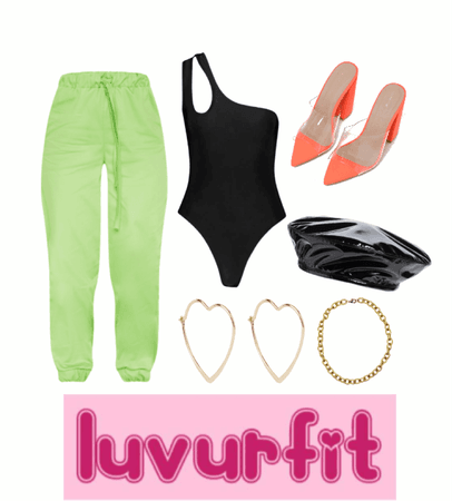 neon outfit #2