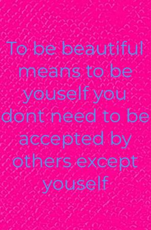 self 💕