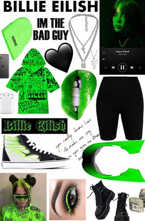 Billie eilish outfit!!!