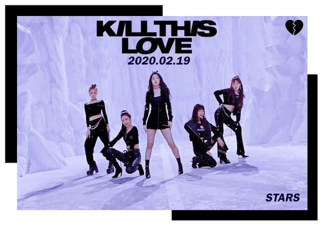 STARS | 'Kill This Love' Group Concept Photo 1