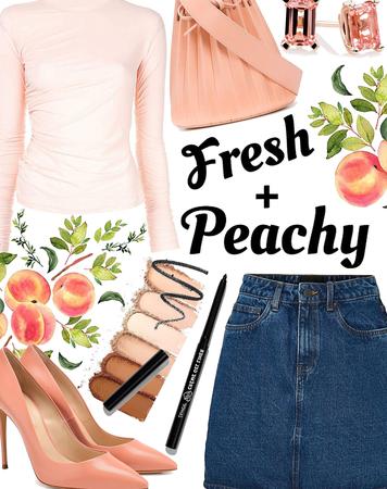 FALL 2020: Fresh + Peachy