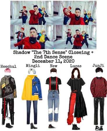 "Shadow ""The 7th Sense"" Closing + 2nd Dance Scenes"
