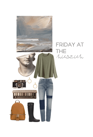 Friday at the museum