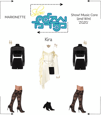 MARIONETTE (마리오네트) [2ND WIN] Show! Music Core | Kira's Solo