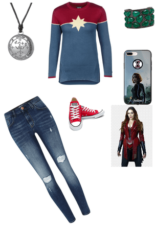 Marvel outfit