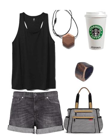 mum summer outfit