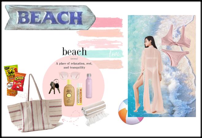 Beach Bag Inspired