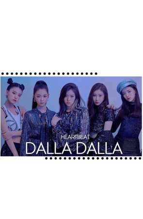 Heartbeat - Dalla Dalla Teaser Photo