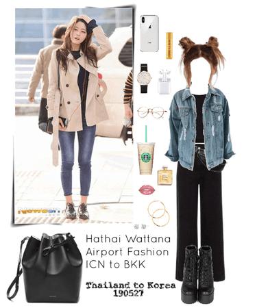 BSW Hathai Airport Fashion 190527