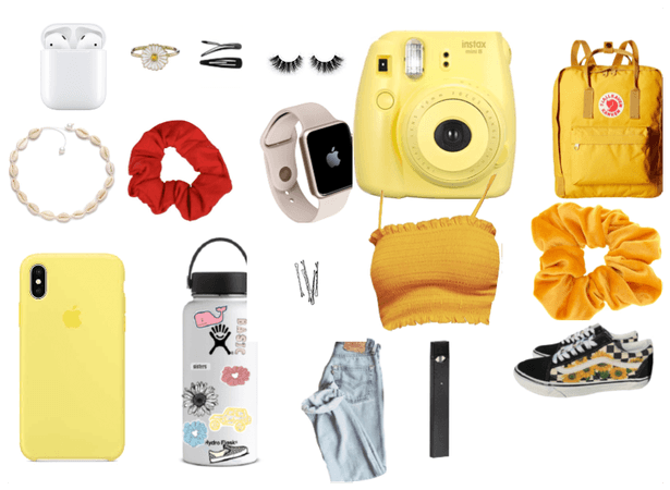 Things You Need to Become a VSCO Girl