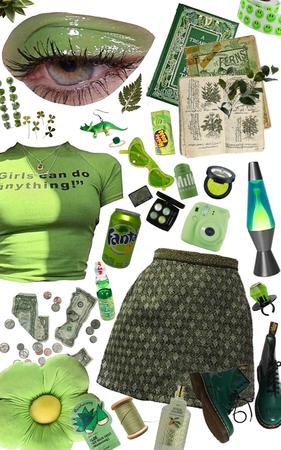 green 🍀