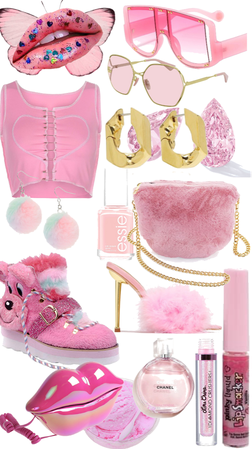 pink party 2k