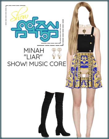 Minah - Show! Music Core