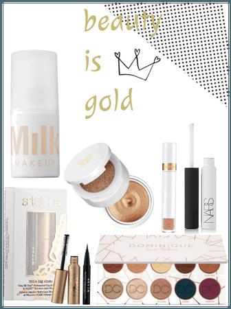Gold is Beauty