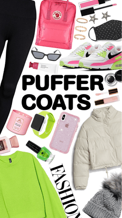 puffer coat challenge