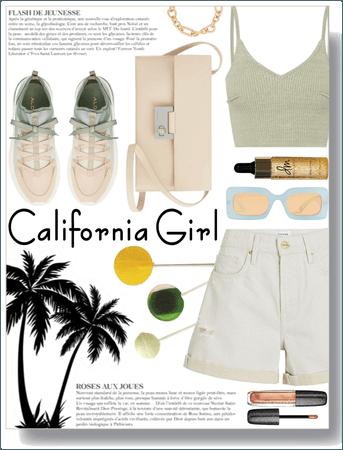 California girl 💕