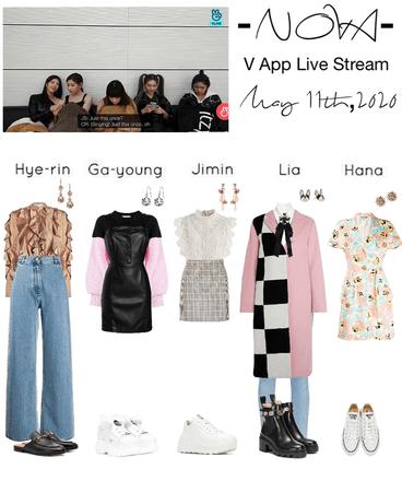 -NOVA- V App Live Stream