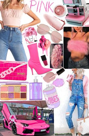 cool pink babe xox