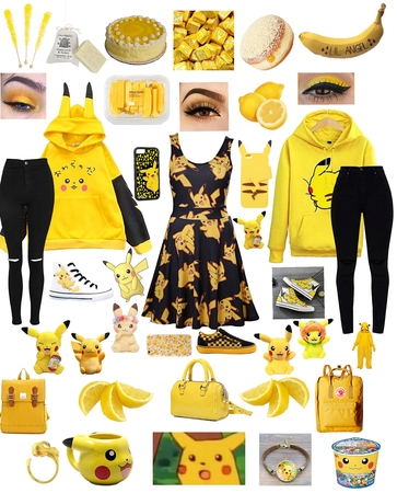 Pikachu!!💛🖤
