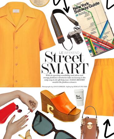 weekend street smart
