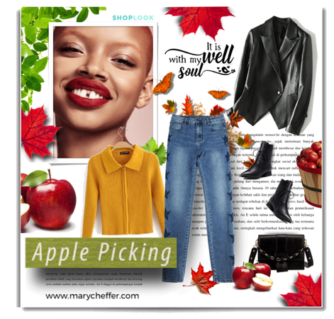Apple Picking - it is well with my soul