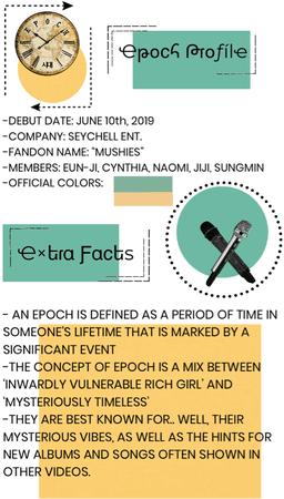 Meet EPOCH!